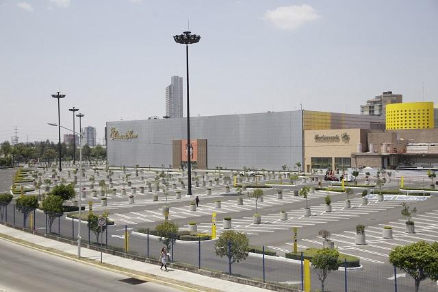 Centros comerciales no abrirán el 15 de junio en Puebla