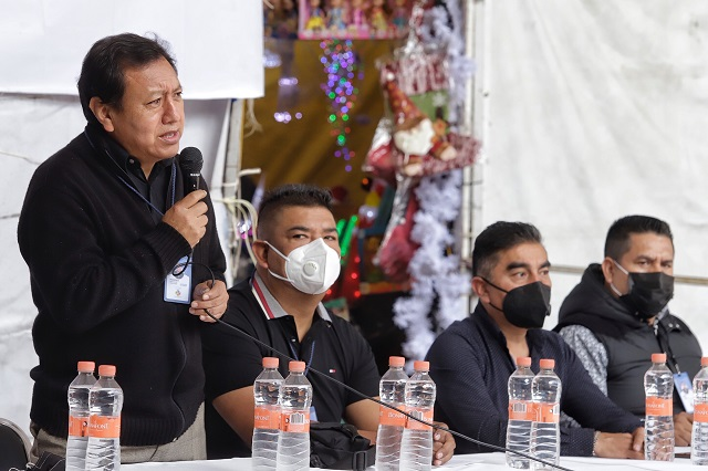 Comerciantes de La Fayuca dan disculpa a niña por agresión verbal