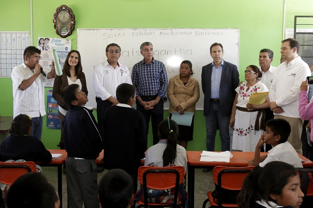 Con apoyo de la BUAP, la SEP federal se muda en 3 años a Puebla