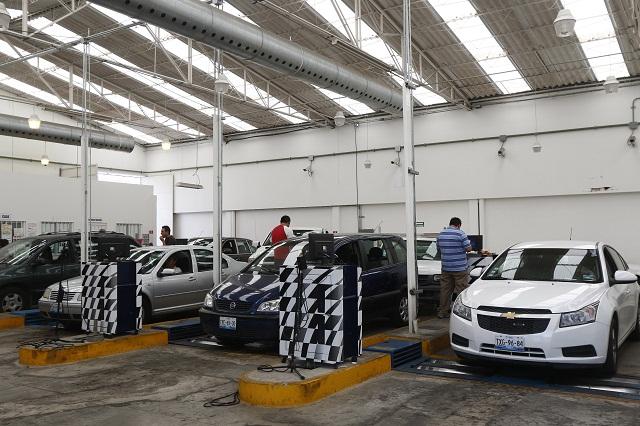 Multas por 8.1 mdp impone Profepa a verificentros de Puebla