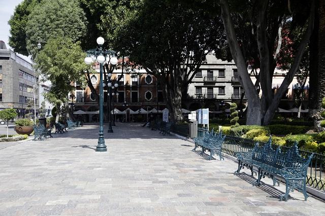 Temperatura hasta de 40 grados en algunas zonas de Puebla
