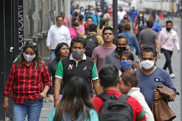 Contagios Covid en Puebla se estabilizan pero no disminuyen