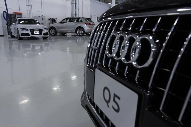 Audi se suma a VW y también se irá a paro técnico en Puebla