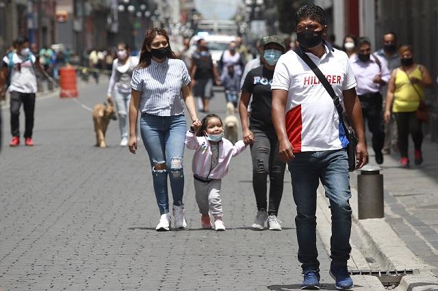 Ninguna actividad debe rebasar el 30% de aforo en Puebla