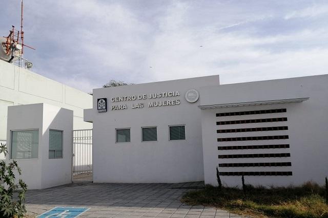 Centro de Justica para mujeres de Acatlán nunca fue inaugurado