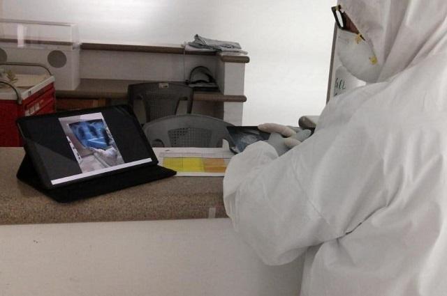 Con plataformas tecnológicas gobierno estatal atiende pandemia