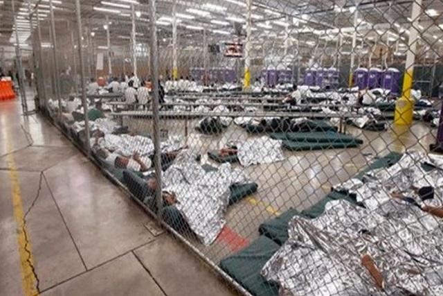 Los centros de detención de Trump ya figuran en lista de Campos de Concentración