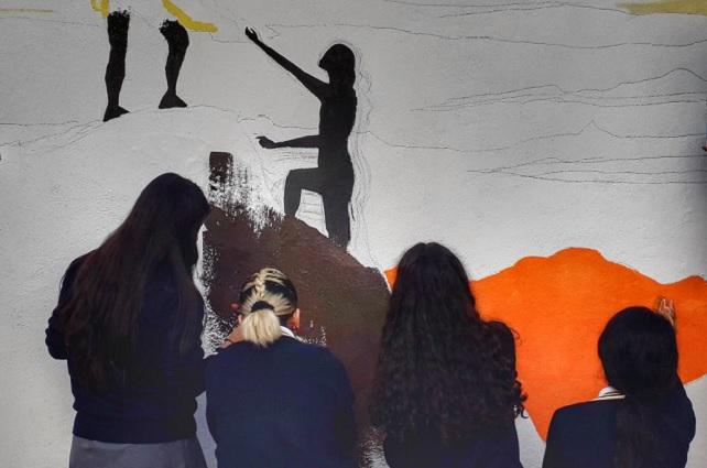 FGE impulsa en Centros de Justicia desarrollo de expresión artística
