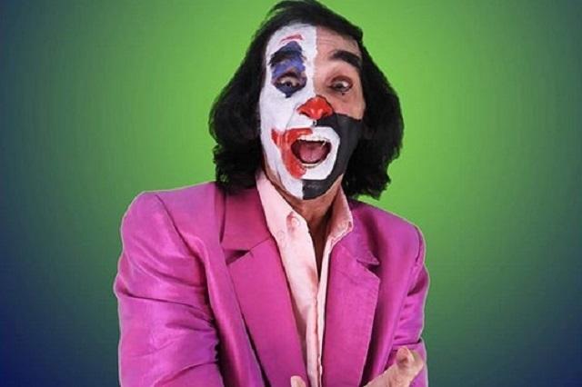 Cepillín hizo un crossover con disfraz de Joker y ya hay memes