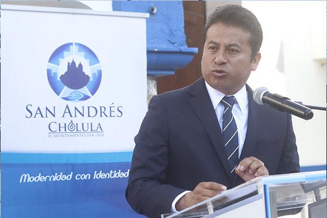 Encubre Paisano obra pública simulada por 8 mdp en San Andrés