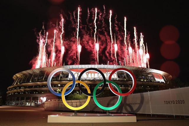 Tokio 2020: La inauguración de los Juegos Olímpicos en imágenes