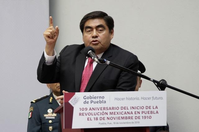 Por corrupción, no por consigna, aprehensión de Patjane: Barbosa