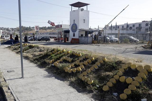 Reos arman fiestas en Cereso de Puebla y pagan a internas por ir