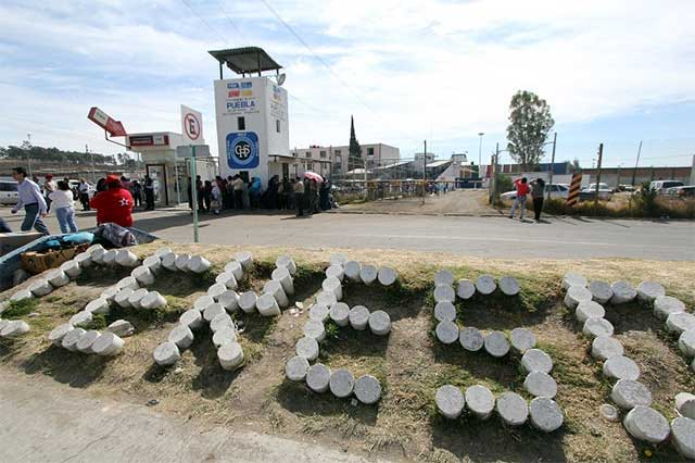 Lesionan a El Michoacano en riña dentro del Cereso de Puebla