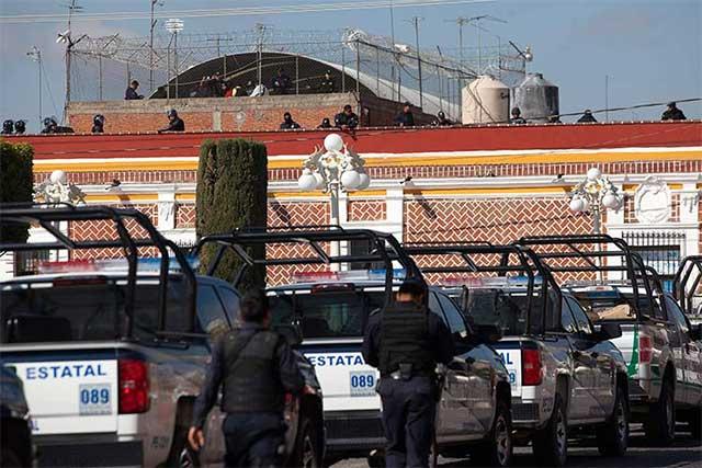 Reos de Tepeaca fueron ayudados a escapar por directivos del penal