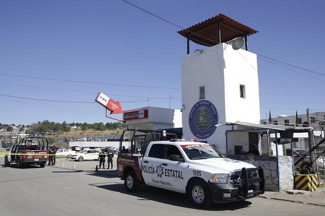 Exhiben golpizas a reos de San Miguel por no pagar cuotas