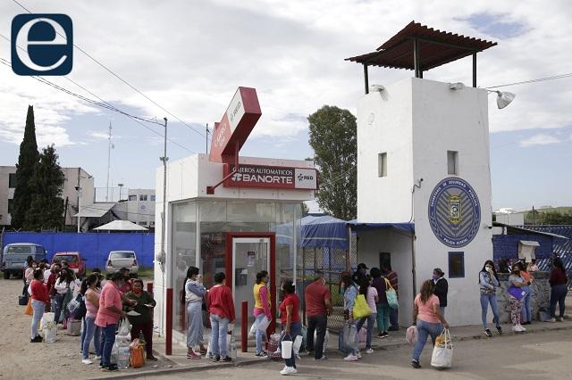 Desmienten brote de covid en el Cereso de San Miguel