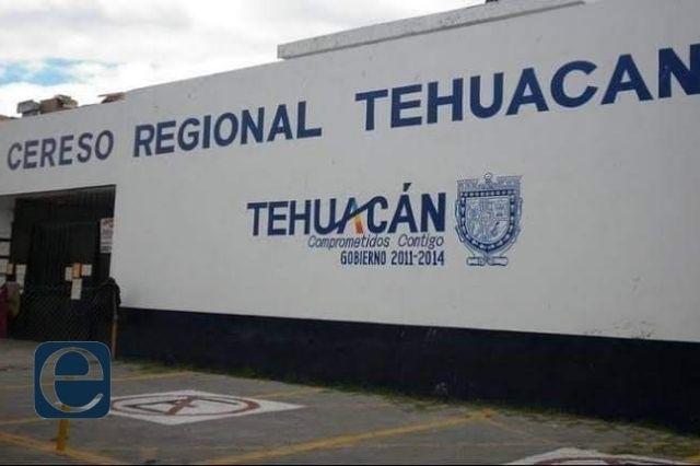 Vacunan al 50% de los internos del CERESO en Tehuacán