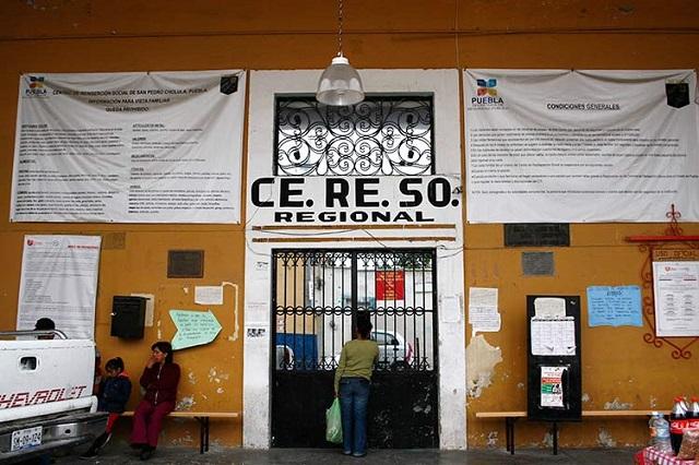 Entregan penal de San Pedro Cholula al gobierno del estado