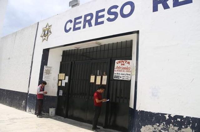 SSP descarta fiesta clandestina en el penal de Tehuacán
