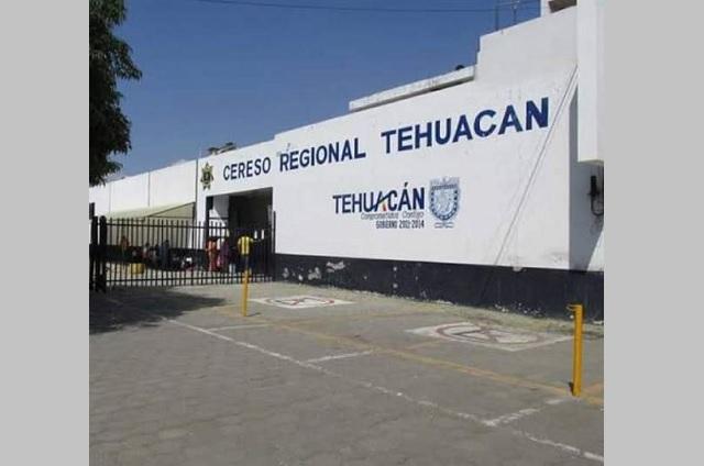 Denuncian fiesta clandestina al interior del CERESO de Tehuacán