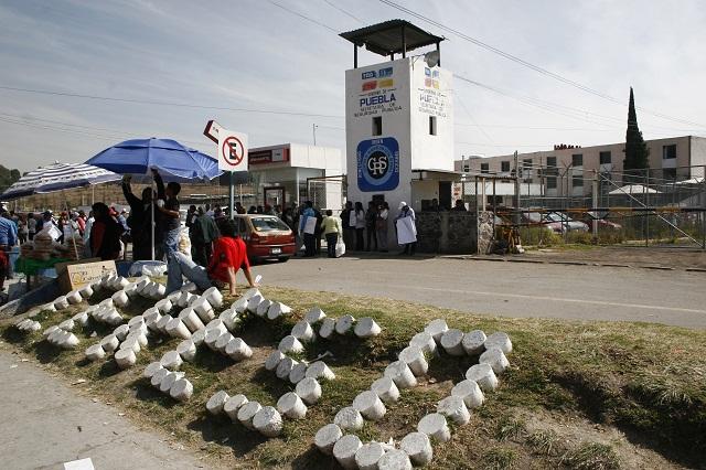 Mejoran 13 penales de Puebla en Derechos Humanos