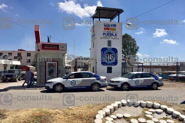 Presunto ladrón muere de un infarto a 10 días de ingresar al penal de Puebla