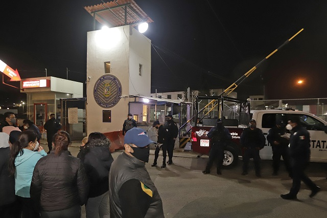Abre CDH investigación por riña mortal en el Cereso de Puebla