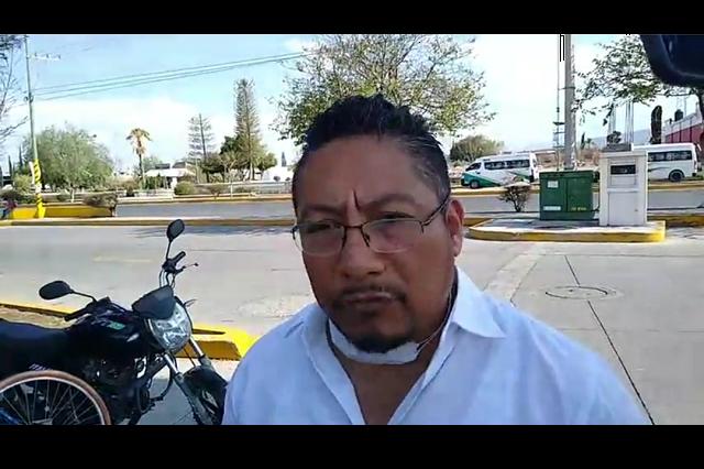 En penal de Tehuacán temen perder su empleo por denunciar corrupción