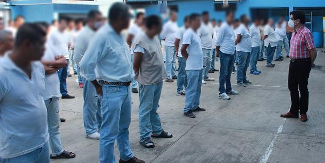 CERESO de Teziutlán continúa sin casos de Covid-19