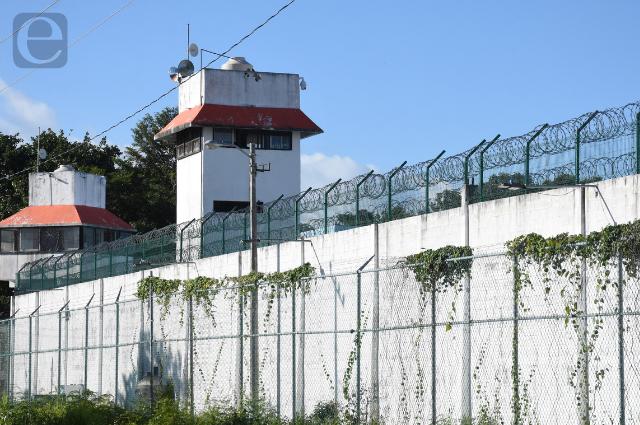Solo estudiaron la primaria 38% de presos en Puebla