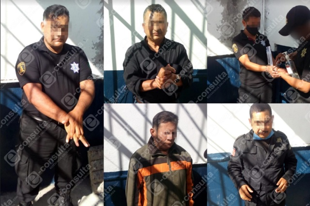 Paro en Cereso de Tepexi por detención de 4 custodios