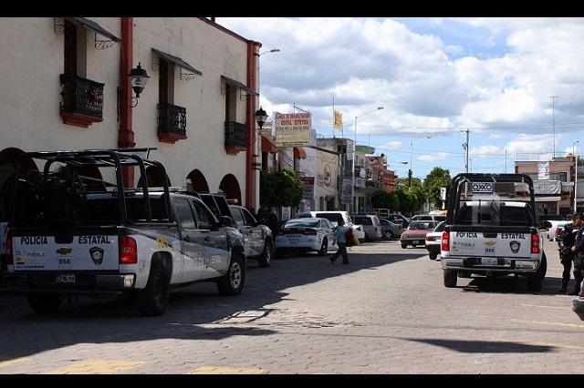 Va al Cereso de Huejotzingo ex líder de tianguis Texmelucan