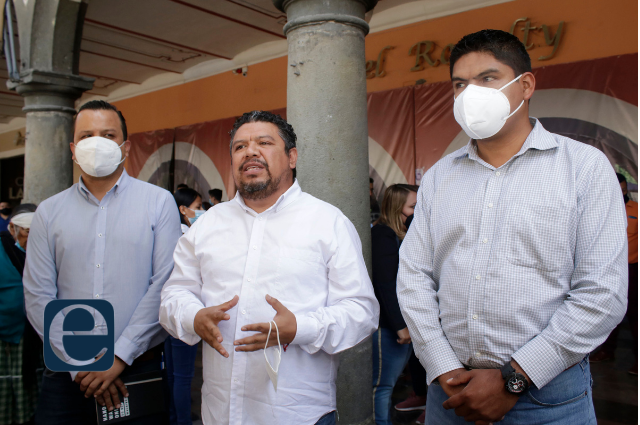 Morenista se pasa con Rivera Pérez y le ofrece 10 mil votos