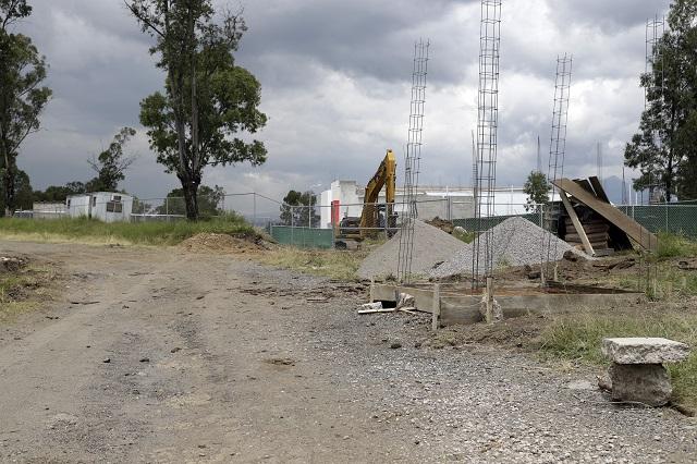 Permisos federales pueden frenar tala en Cerro de Amalucan, aseguran