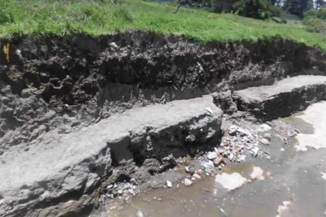 Cerro de Amalucan consta en catálogo de Sitios Arqueológicos del INAH