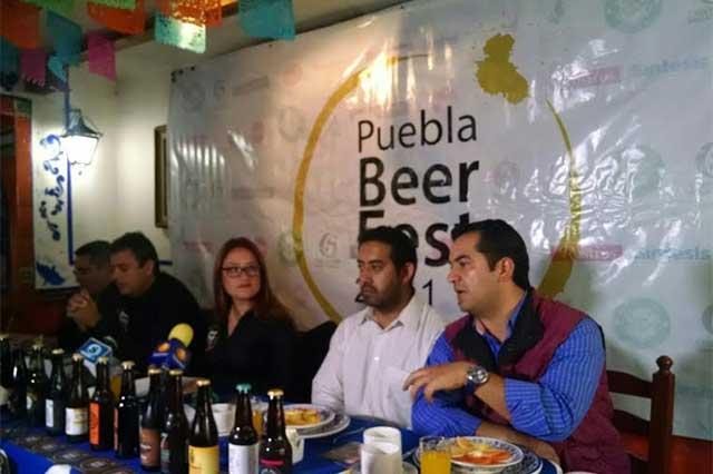 Organizan festival con 100 marcas de cerveza artesanal