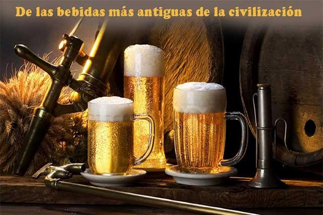 La cerveza, una vieja compañera de la humanidad