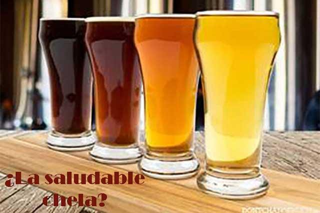 Ciencia investiga si la cerveza es saludable