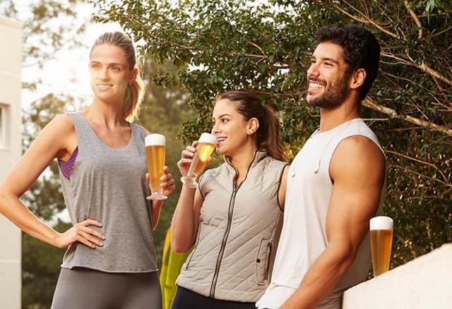 Correr, beber, disfrutar… movimiento deportivo y cervecero