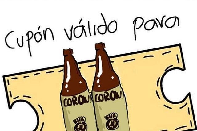 El #CervezazoModelo se trató de una campaña para lanzar promociones en cerveza