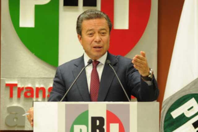 Exige el PRI investigar el patrimonio de la familia política de Ricardo Anaya