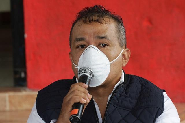 Delitos en Xochimehuacán por indolencia en comuna capitalina: edil
