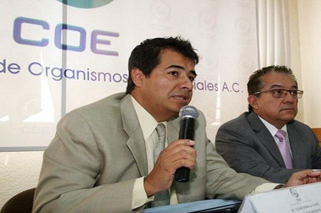 Imposiciones de Agua de Puebla afectan a inmobiliarias, acusa COE