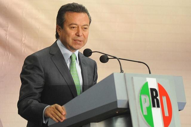 Camacho Quiroz y Ramírez Marín se registran como precandidatos al Senado