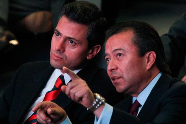 Descarta Camacho que caso Moreira le quitará votos al PRI