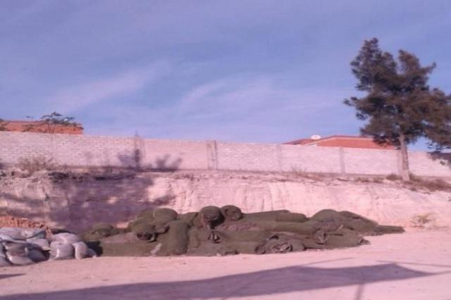 Director de deporte en Tehuacán vende césped de La Huizachera