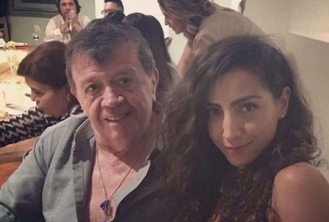 Foto de Chabelo al lado de actriz desata el humor y los memes en redes