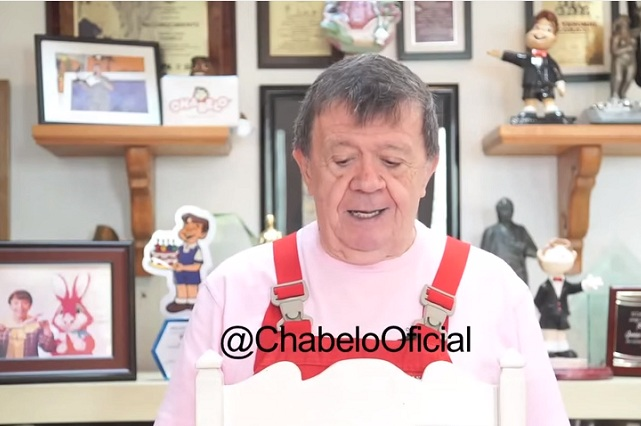 Chabelo confirma que En Familia llega a su fin