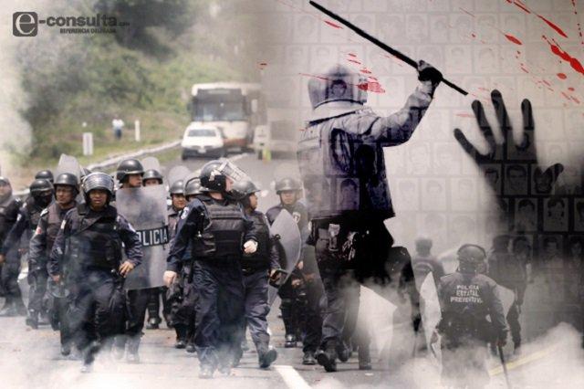Condenan a seis expolicías por los hechos de Chalchihuapan